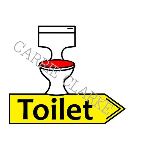 Watermarked Toilet Image Correct Size
