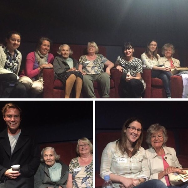 Dementia Friendly Showing at PIcturehouse
