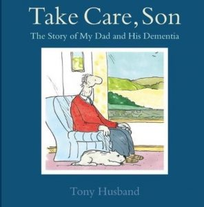 Tony Husband's dad and his dementia